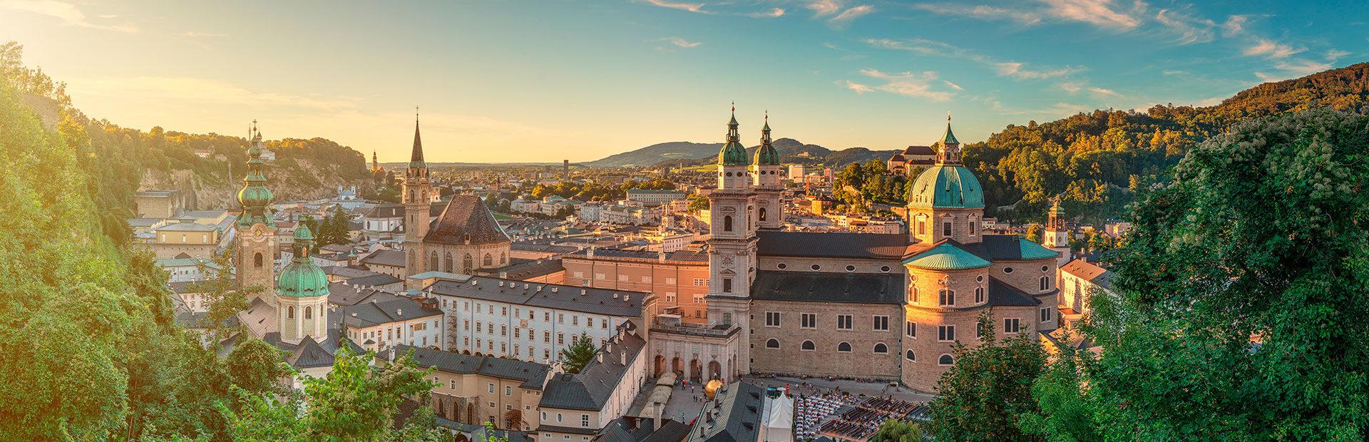 Ausflugsziele im Salzburger Land