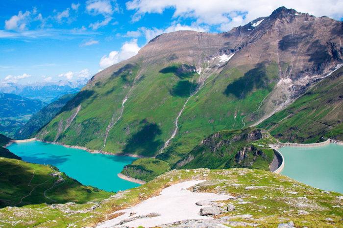 Kaprun Hochgebirgsstauseen – Ausflugsziele im Salzburger Land
