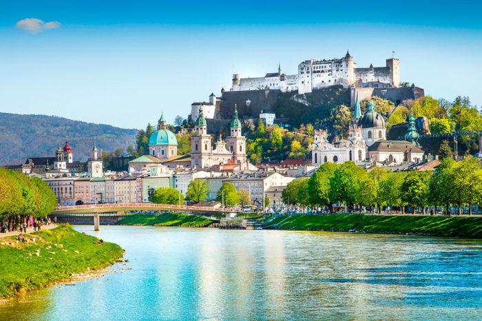 Salzburg Altstadt – Ausflugsziele im Salzburger Land