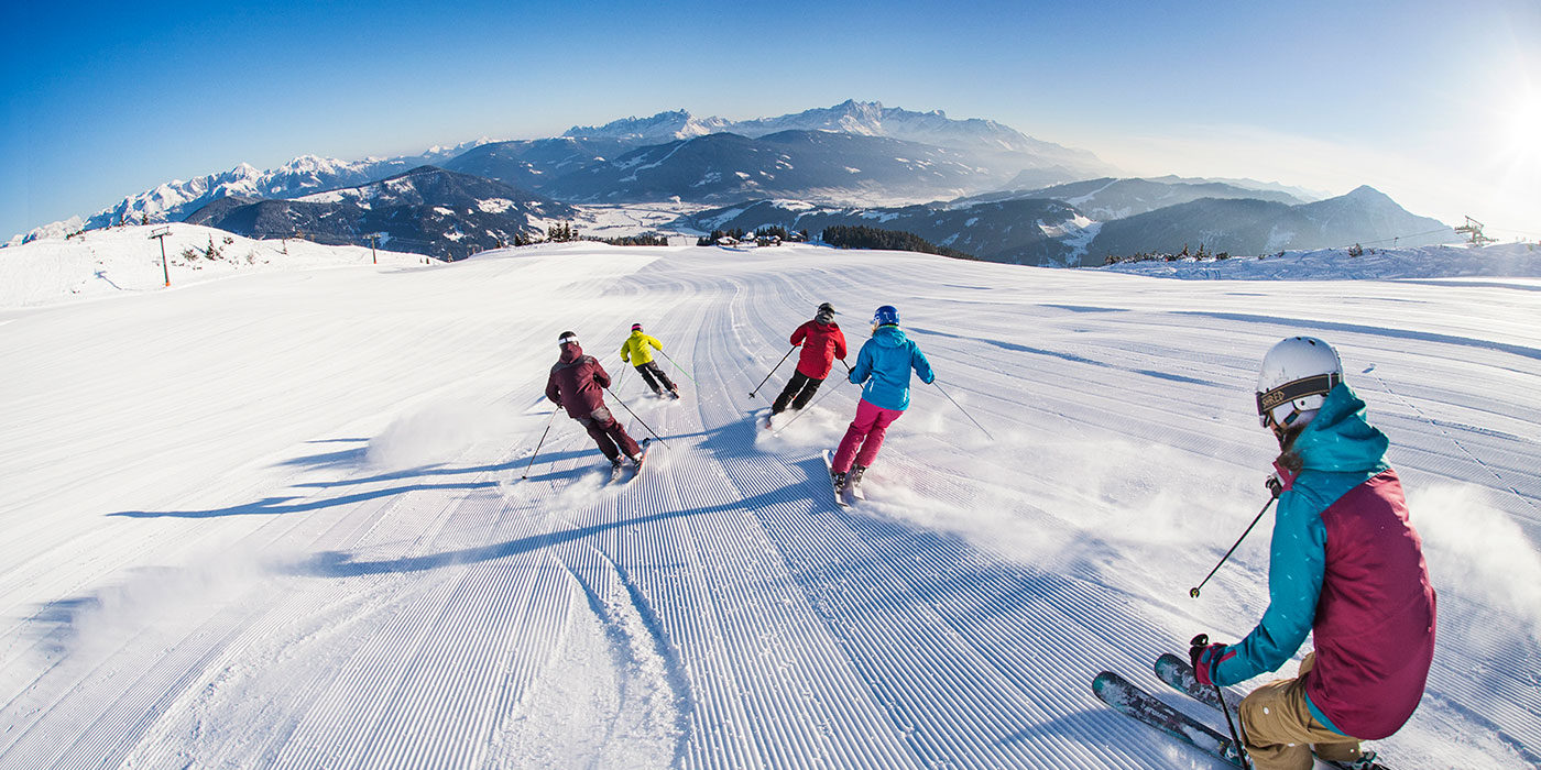 Skiurlaub in Flachau, Ski amadé