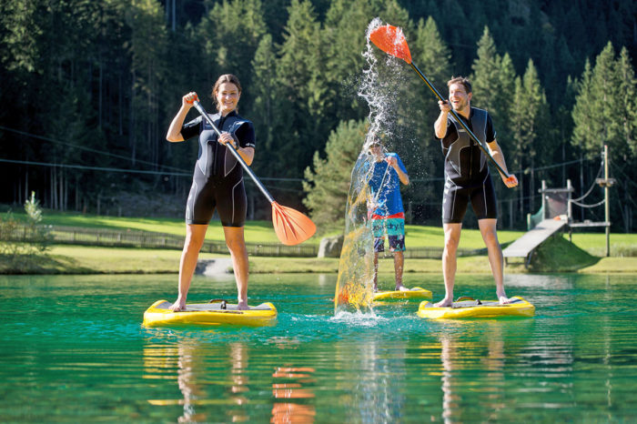 Badesee Flachauwinkl – Ausflugsziele im Salzburger Land