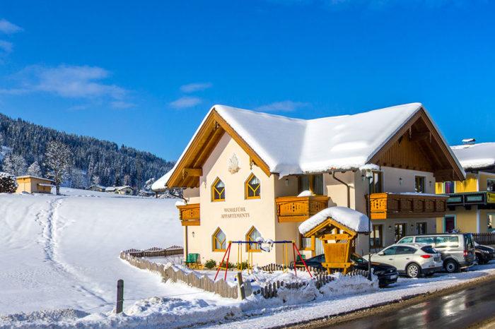 Winterurlaub & Skiurlaub in Flachau, Flachauer Bergkristall